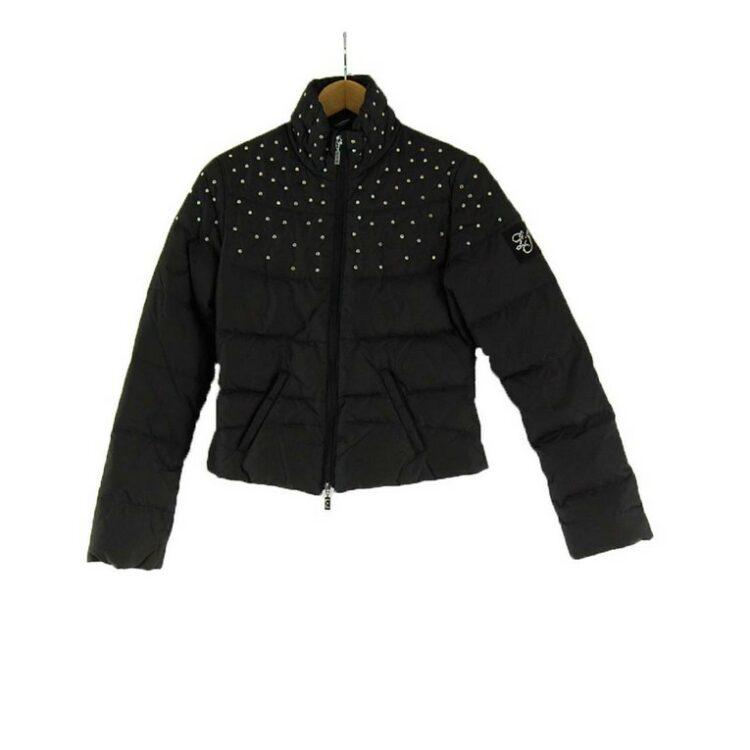 Black Liu Jo Puffer Jacket