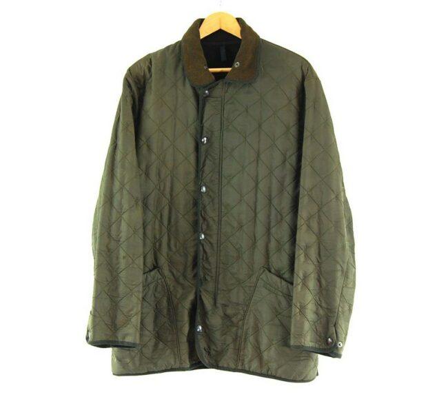 Mens Vintage Barbour Quilted Jacket.
