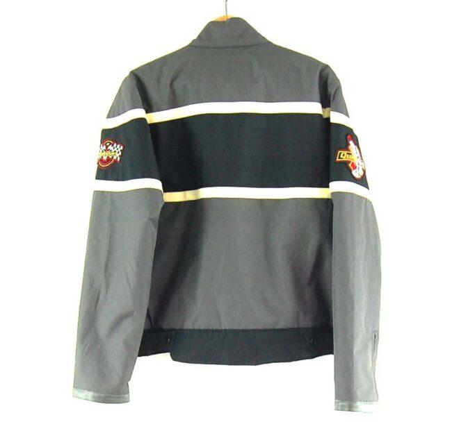 Quickshark Biker Jacket Back