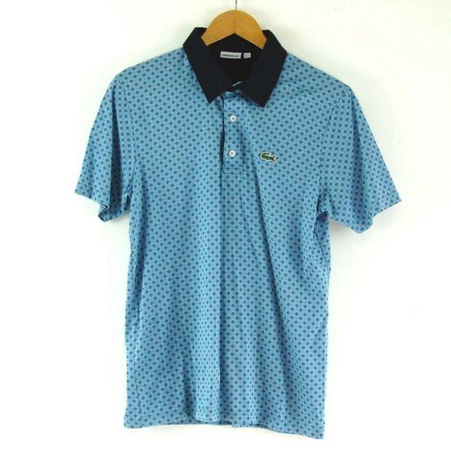 Lacoste blue Polo Top