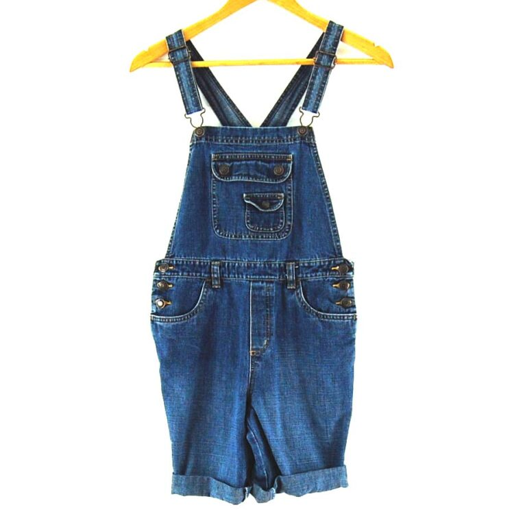 90s Old Navy Overall Shorts
