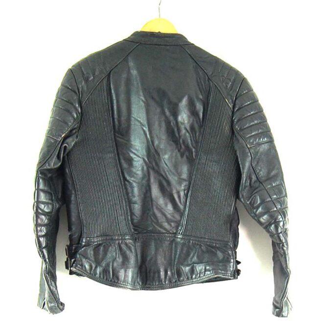 Moto Cuir Biker jacket Back