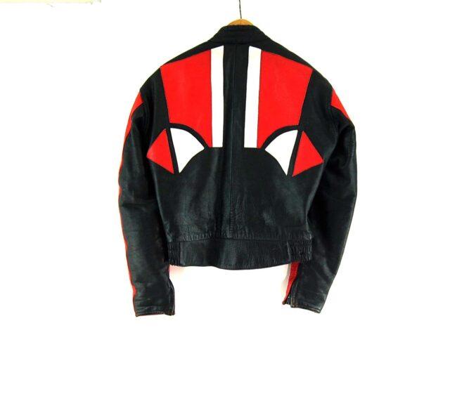 Ghibli Force Biker Jacket Back