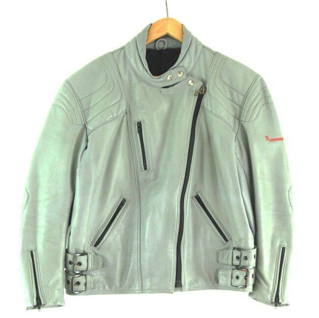 Harro Biker Jacket close up