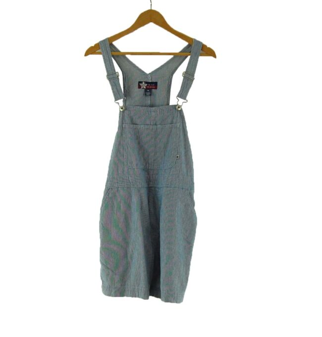 Old Navy Dungaree Shorts Ladies