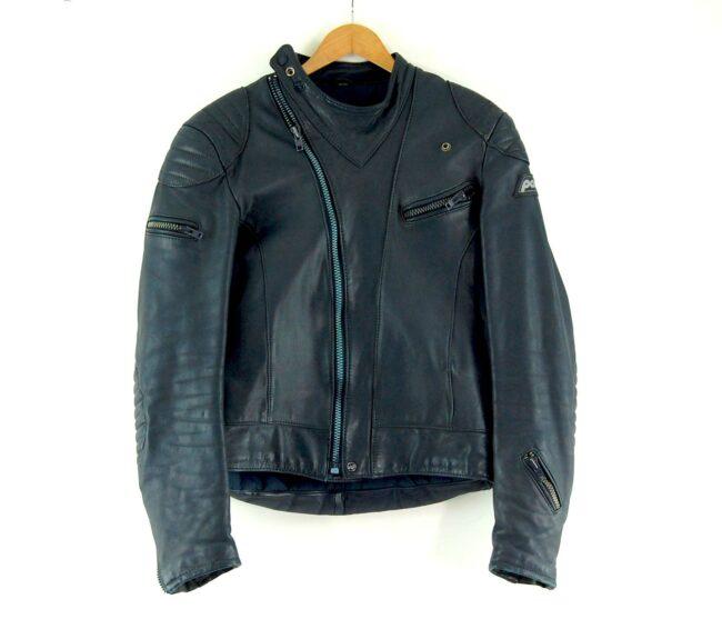 Polo Leather Biker Jacket