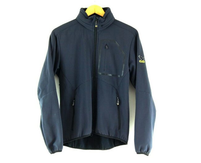 Ladies Grey Alpine Extreme Zip Through Salewa Jacket