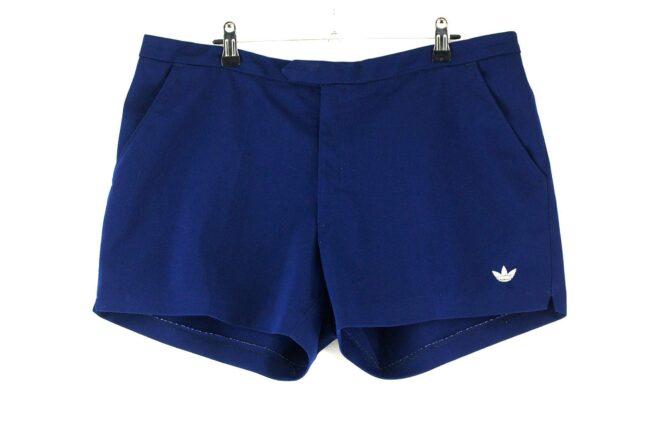 Blue Adidas Mens Shorts