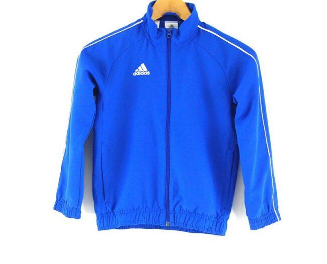 Close up of Boys Adidas Jacket