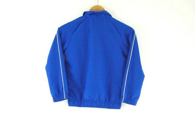 Back of Boys Adidas Jacket