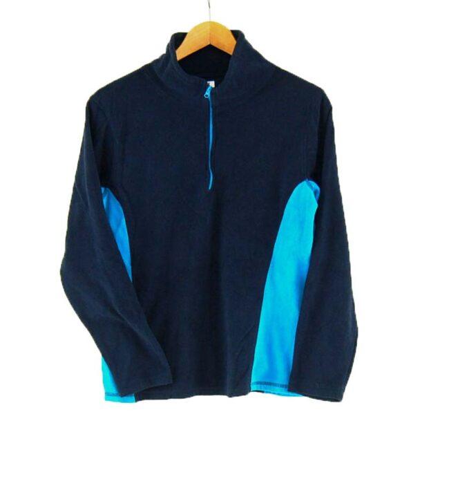 Paneled Old Navy fleece jacket
