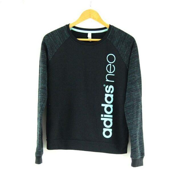 Ladies Crew Neck Adidas Neo Label Sweatshirt