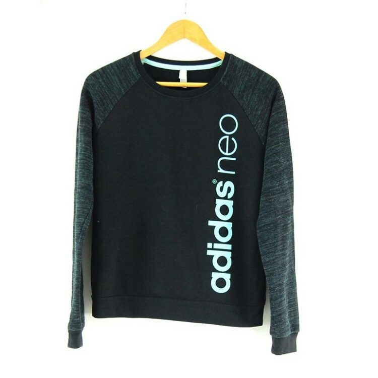 Ladies Crew Neck Adidas Neo Label Sweatshirt