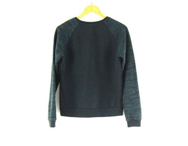Back of Ladies Crew Neck Adidas Neo Label Sweatshirt