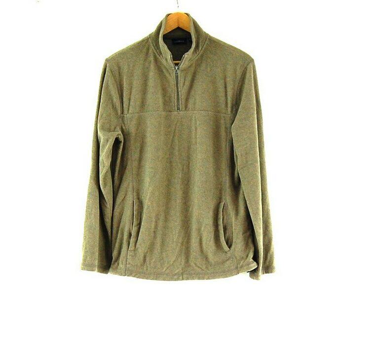 Croft And Barrow Vintage Fleece Jacket
