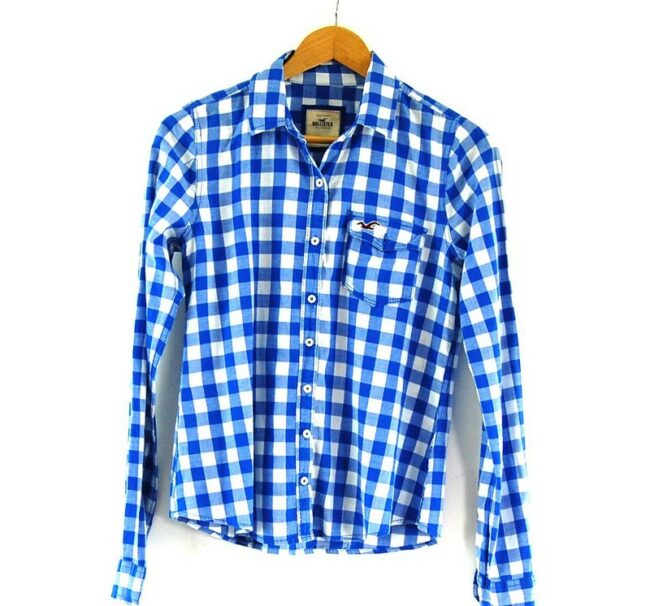 Checked Hollister Ladies Shirt