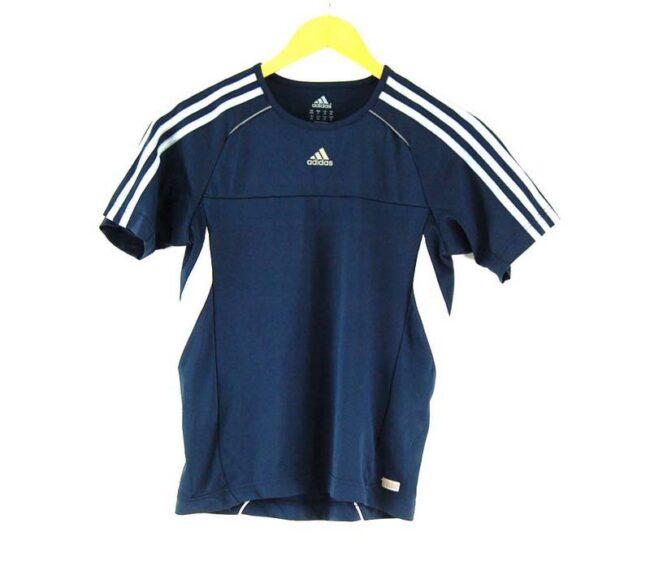 Ladies Clima365 Blue Adidas Top