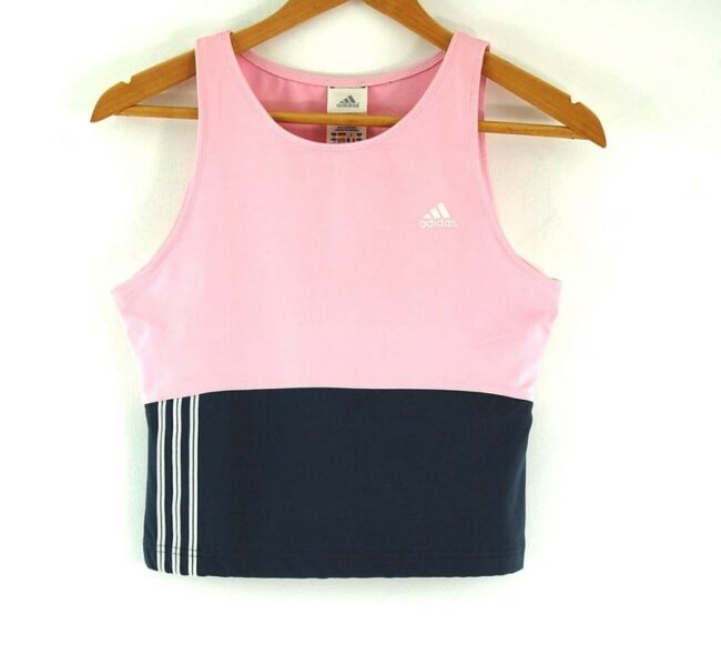 Close up of Adidas Climalite Vest Womens