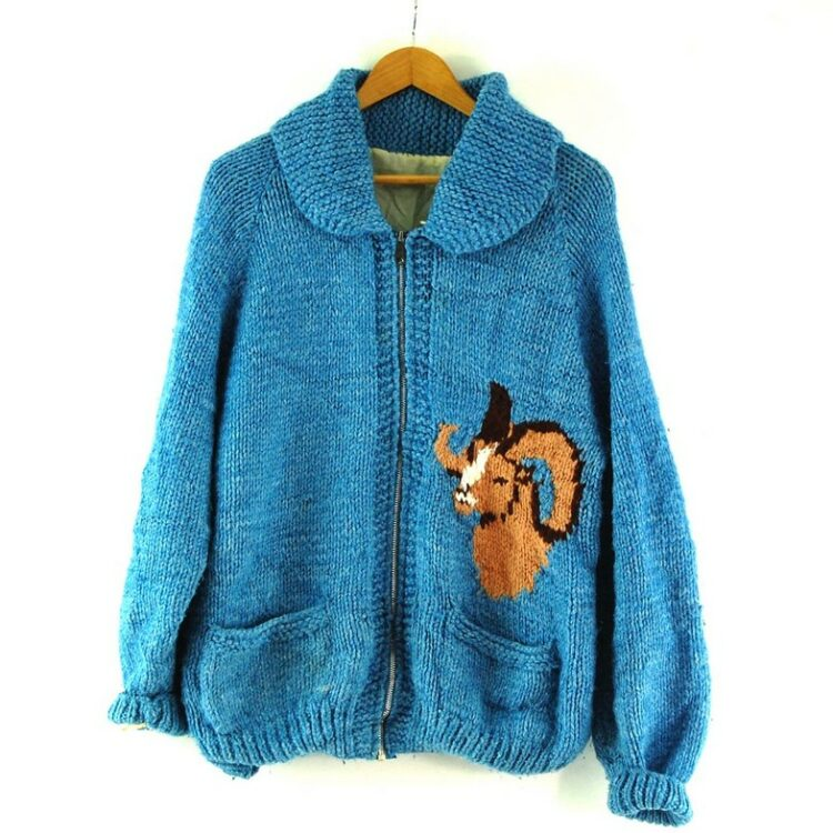Ram Cowichan Sweater 60s