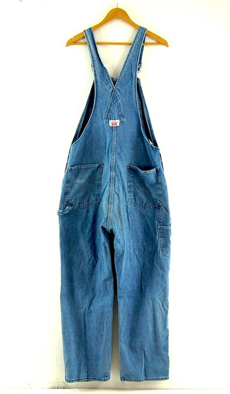 Back of Dungarees