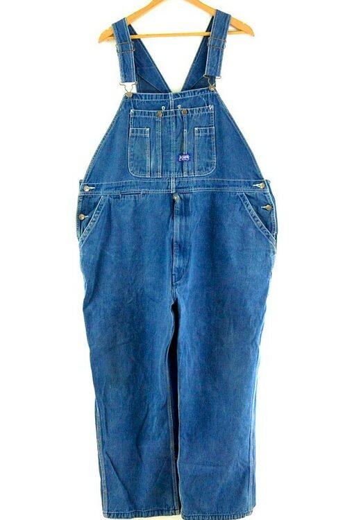 Big Smith Blue Vintage Denim Dungarees