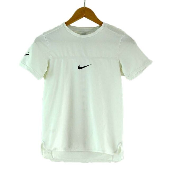 Nike Mesh T-shirt White