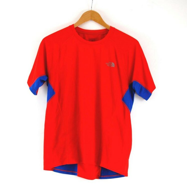 Flash Dry The North Face Red T Shirt