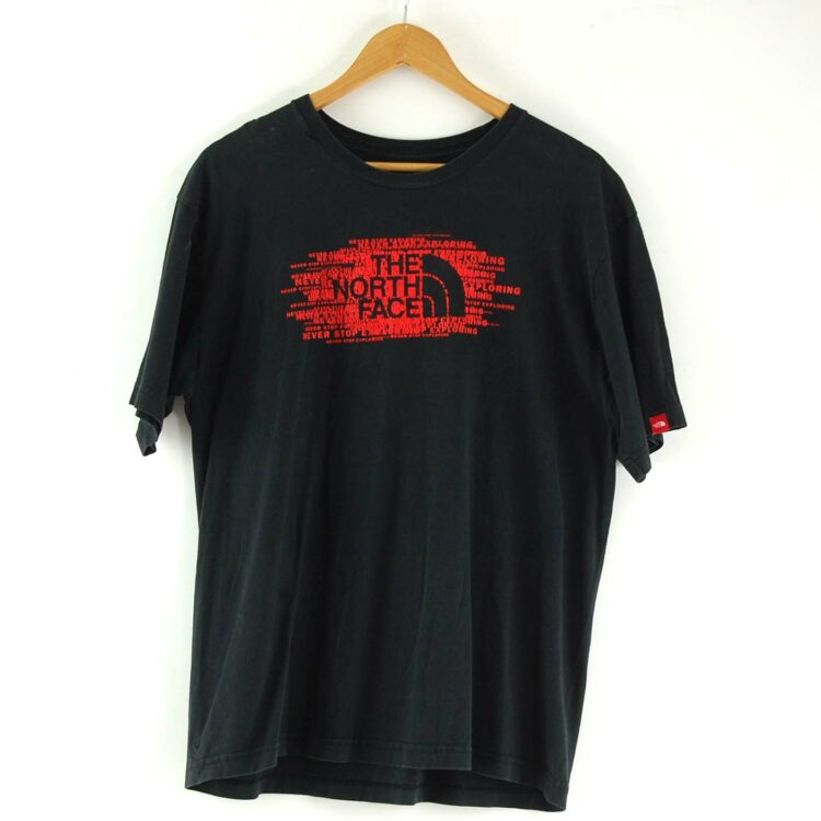 The North Face Black T Shirt