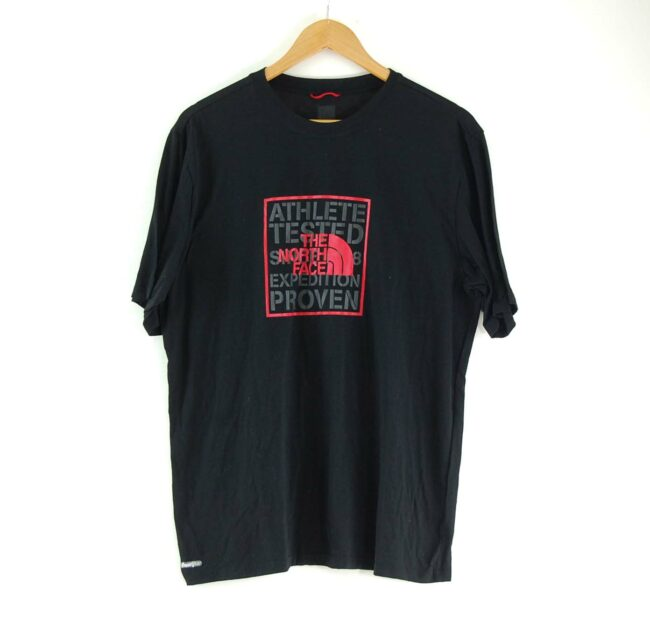 Black T Shirt The North Face