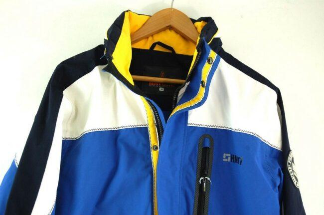 Close up of Human Nature Waterproof Jacket