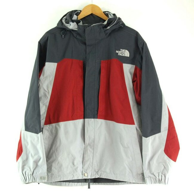 The North Face Jacket Red and Grey