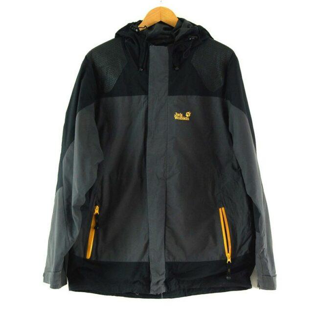Grey Jack Wolfskin Jacket