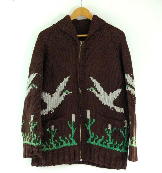 Cowichan Sweater Ducks