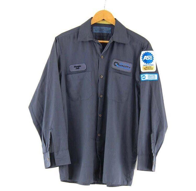 Cintas Work Shirt