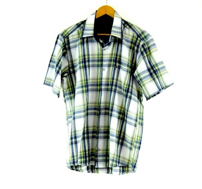 Check Short Sleeve Hilfiger Shirt