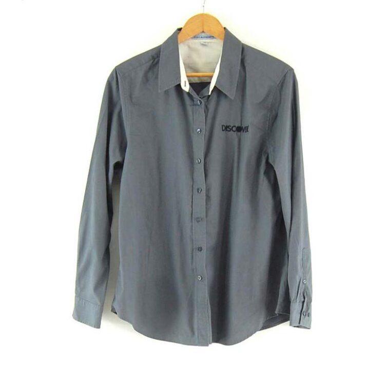 Port Authority Work Shirt Grey