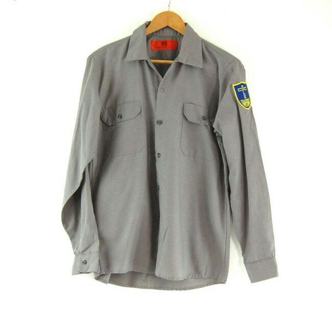 Calvanist Cadet Corps Work Shirt