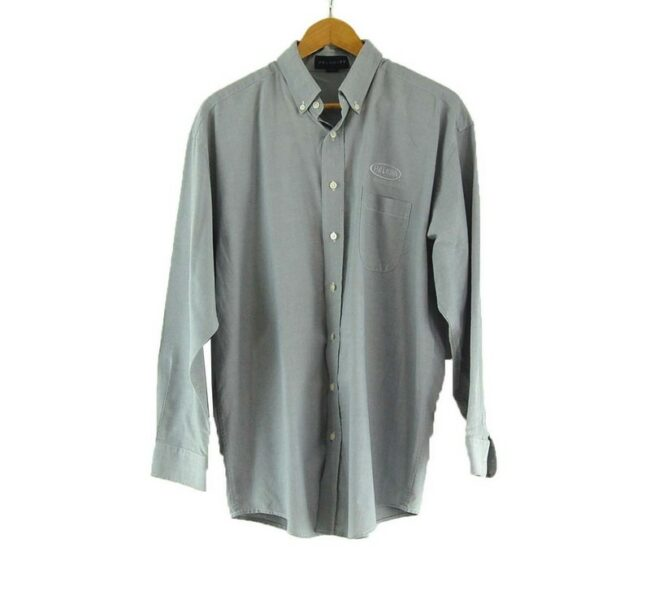 Velocity Work Shirt Stone Brown