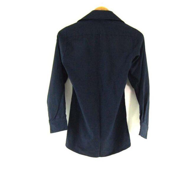Back of Hanover Uniform Work Shirt