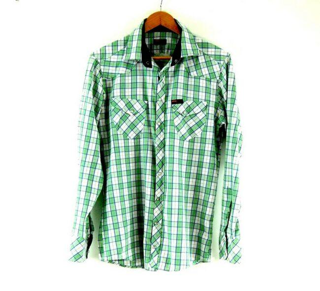 Long Sleeve Diesel Check Shirt