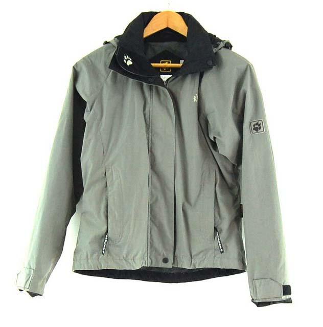 Jack Wolfskin Waterproof Jacket