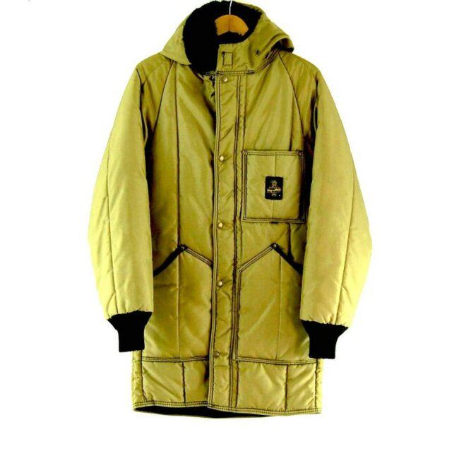 Refrigiwear Quilted Parka Coat