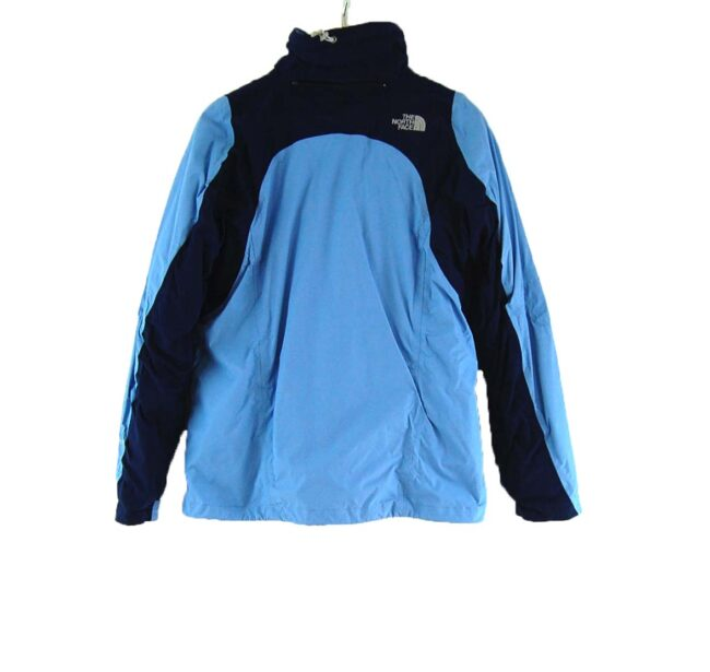 Back of North face Zip Up Jacket