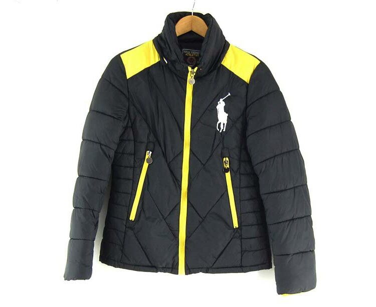 Horse Logo Puffa Jacket