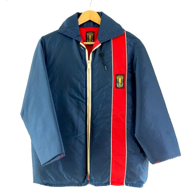 Red And Blue Americas Cup Jacket