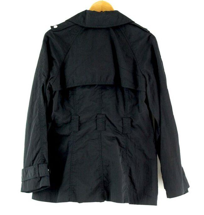 Back of Anne Klein Belted Jacket