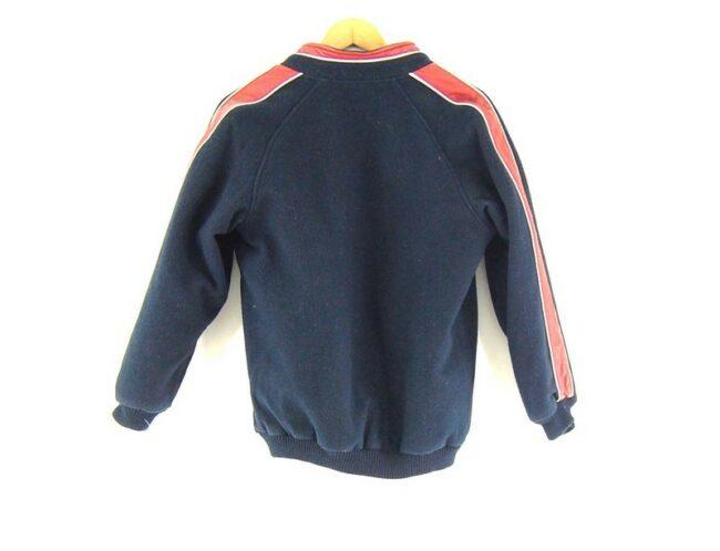 Back of Canada Sportswear Bomber Jacket