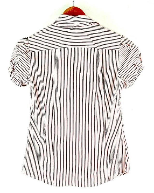 Back of Tommy Hilfiger Womens Shirt