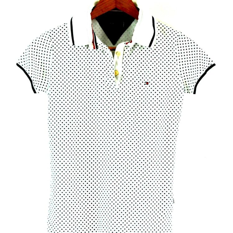 Tommy Hilfiger Womens White Polo