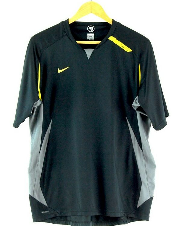 Mens Nike Dri Fit Black Tshirt